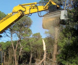 materiel forestier occamat