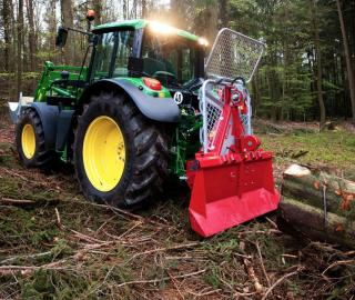 materiel forestier neuf