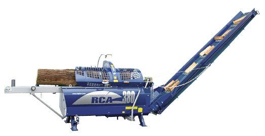 Combiné Bois RCA380
